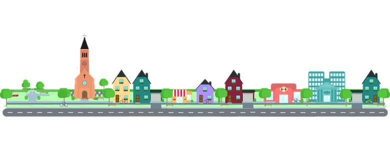 Le patrimoine immobilier des Belges est de 1.412 milliards d'euros!